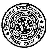 Vidyasagar University Result 2017