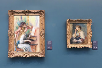 Paris : L'incroyable histoire de la collection Jean Walter et Paul Guillaume - Musée de l'Orangerie - Ier
