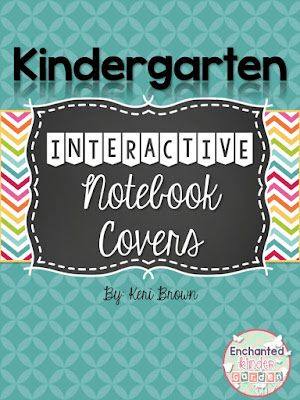 Free Science Interactive Notebook Covers