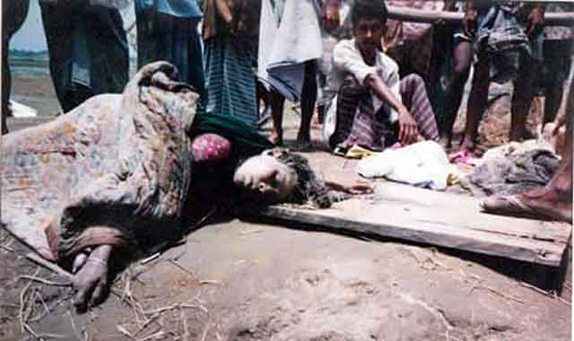 Today, 13 May: Tangail people can not forget the horror