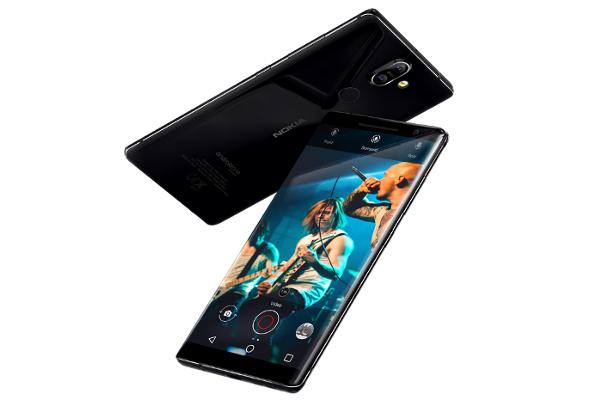 MWC 2018: Nokia 8 Sirocco announced