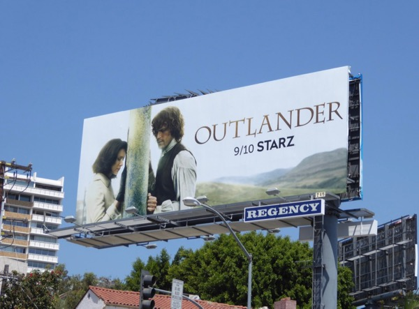 Outlander season 3 billboard