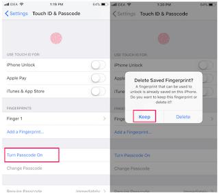 Anda Tidak Dapat Mengaktifkan Touch ID Pada iPhone Ini, Ini solusinya