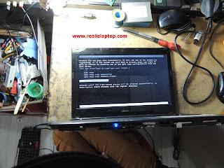 Service Laptop Acer Aspire 4738Z Sering Mati Sendiri