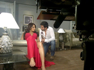 'Raaz 3' on location photo shoot