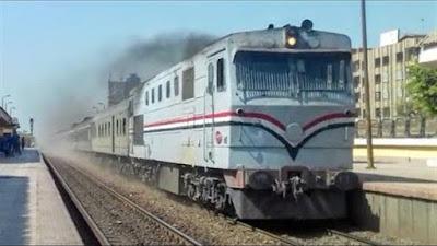 واقعة شهيد القطار, حادث مروع بقطار الصعيد, حقيقة تحرك قطار بدون سائق, شبين القاطر,