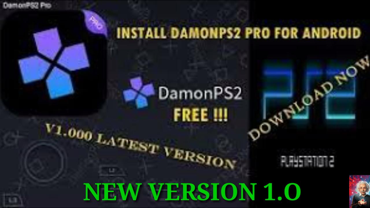 new damon ps2 emulator download