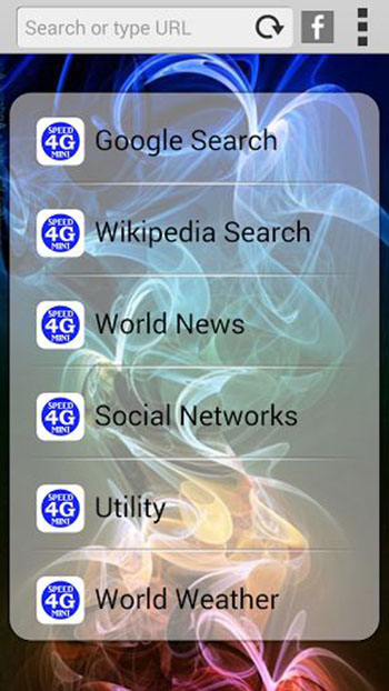 Speed Browser for Android