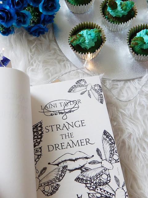 Strange The Dreamer   sprinkledpages