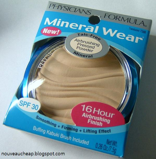 Physician formula mineral wear review