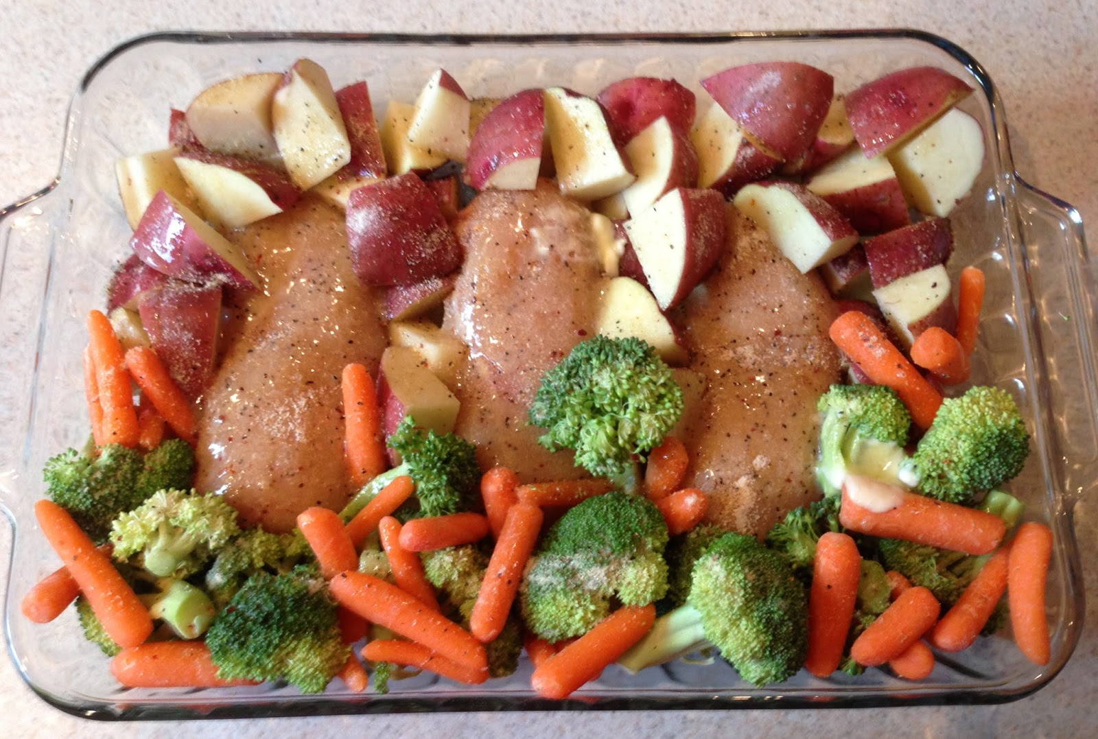 Chicken Vegetable Bake Recipes Hubs