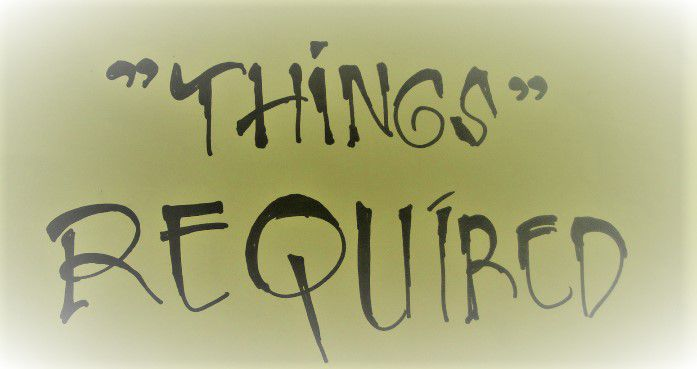 Things Required - Bali, Holidays, Tours, Sightseeing, Trips, Tips, Guide, Preparation, Advice