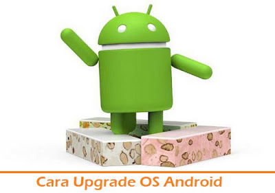 Cara Upgrade OS Android (Termudah.com)
