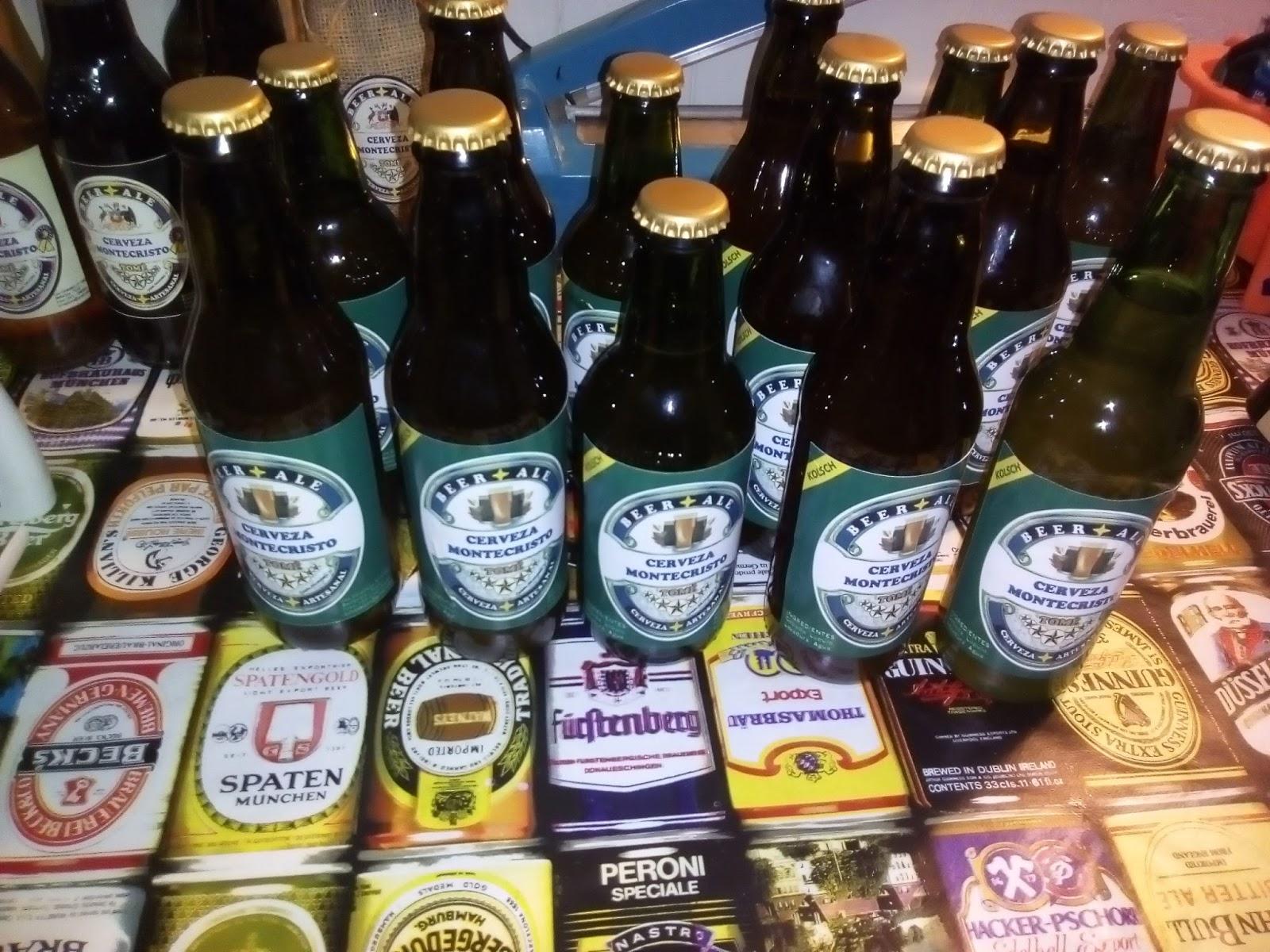 Insumos para cerveza artesanal birraekipos bolsa - Nevera para cerveza ...