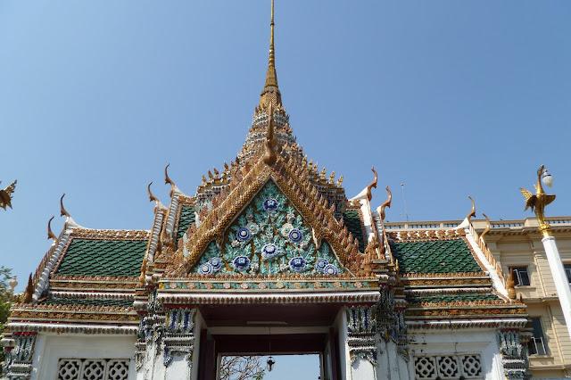 Wielki Pałac w Tajlandii