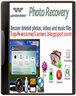 Wonder share Photo Recovery