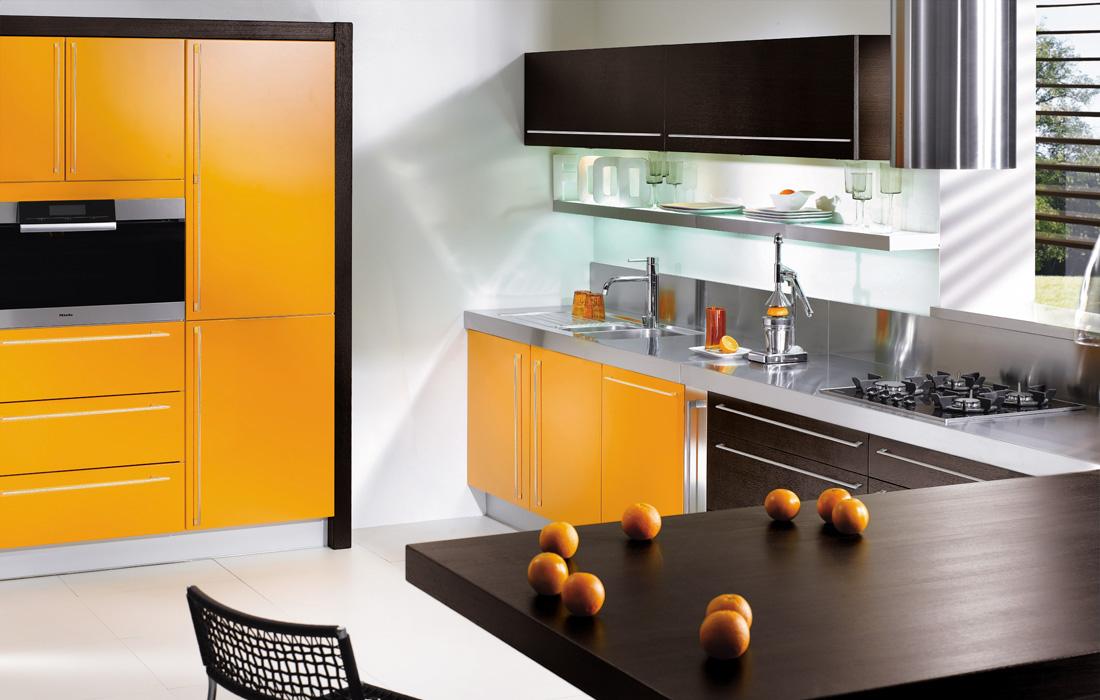 Un concepto hbrido en la cocina  Cocinas con estilo