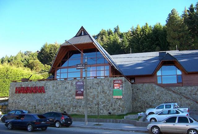 Museu do Chocolate em Bariloche