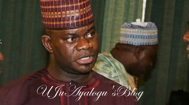 BREAKING: Gov. Yahaya Bello, Kogi CP storm House of Assembly, stop plenary from holding
