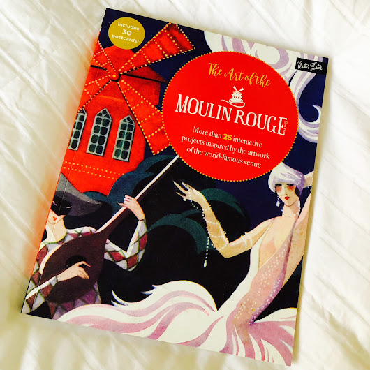 Discover the Art of Moulin Rouge with this Unique Book from Quarto!