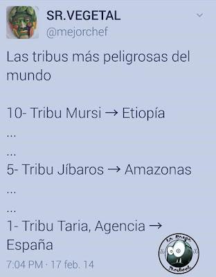 Las tribus más peligrosas del mundo, Mursi, Etiopía, Jíbaros, Amazonas, tribu taria, agencia, España
