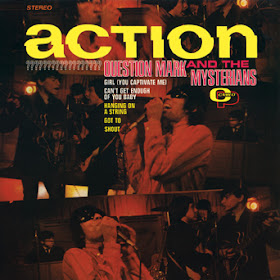 Question Mark and the Mysterians' Action