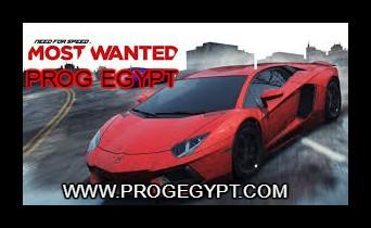 تحميل لعبة Need For Speed Most Wanted 2013 للكومبيوتر ومجانية
