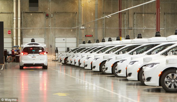 وايمو تعلن إنطلاق سيارات الأجرة الذاتية خلال بضعة أشهر