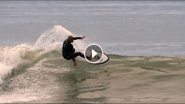 Channel Islands Surfboards new Ultra Joe model Bobby Martinez
