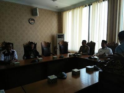 Hearing Pokbal-Gojek dengan DPRD Bandar Lampung, Yuhadi: Kita Cari Solusi