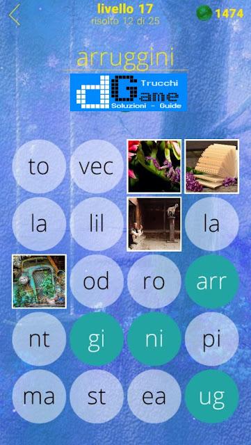 650 Foto soluzione pacchetto 17 livelli (1-25)