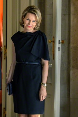NATAN Dress - Queen Mathilde