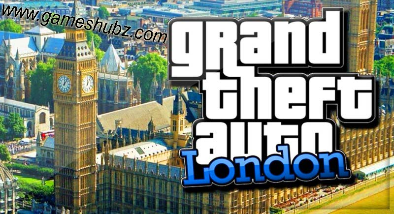 GTA London Online Downloading Full Free Version PC Game