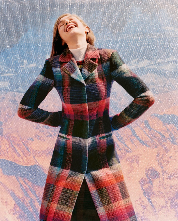 Missoni Fall/Winter 2017 Campaign