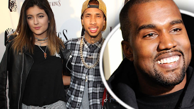 Gist: Kanye West Signs Tyga To His GOOD Music Label
