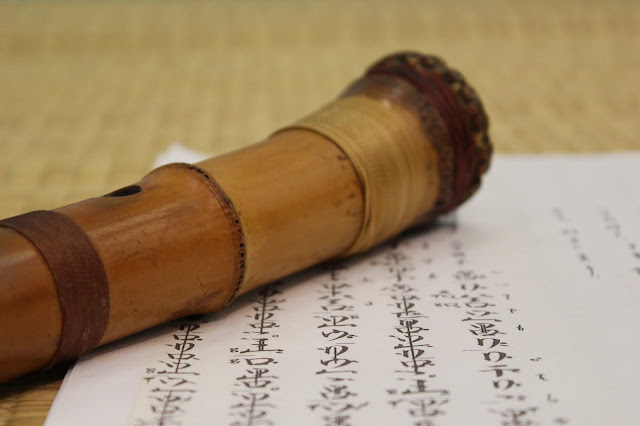 Step by step instructions to Make a Bamboo Flute - RictasBlog