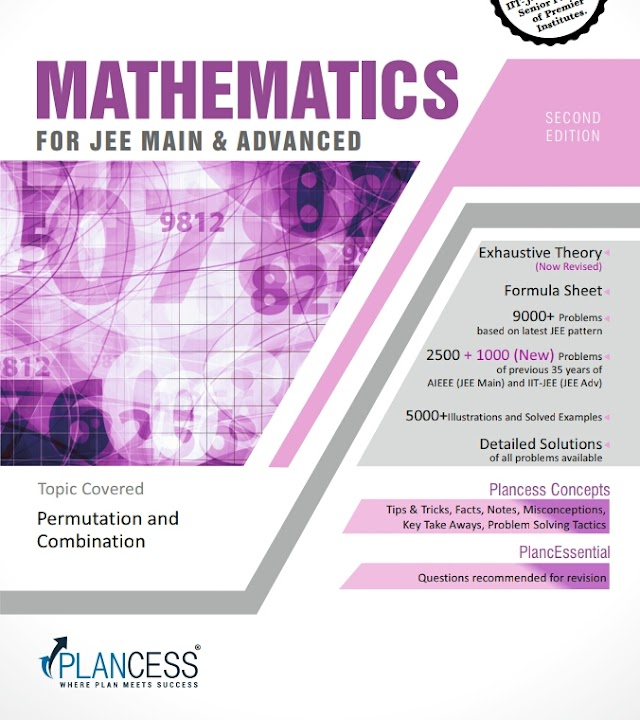 PERMUTATION AND COMBINATION NOTE BY PLANCESS