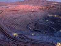 Открита мина за желязна руда