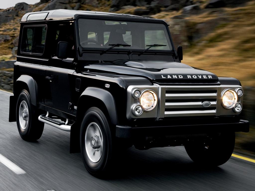 Car model list the 2011 land rover defender