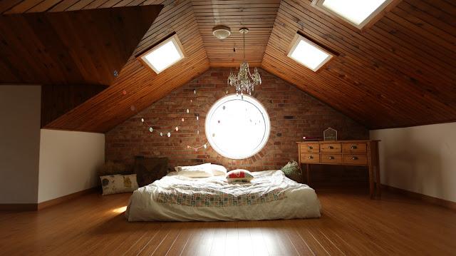Amazing Attic Bedroom Ideas