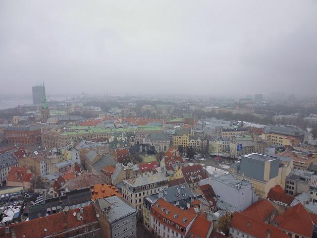 Riga, la Perla del Báltico (@mibaulviajero)