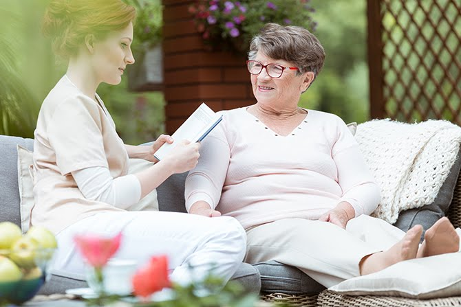 Take the Fear Out of Being a First Time Caregiver