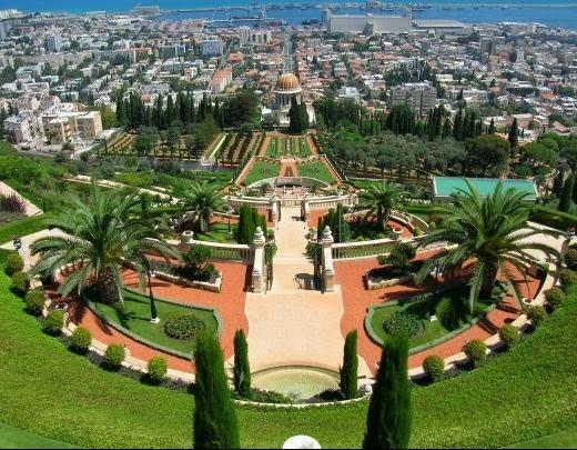 Merkezi İsrail'de yeni bir din; '' Bahailik ''