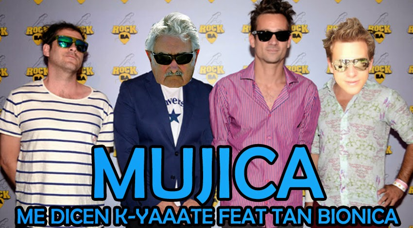 Cancion homenaje a Mujica