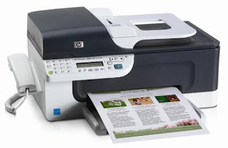 Download HP Officejet J4660 drivers