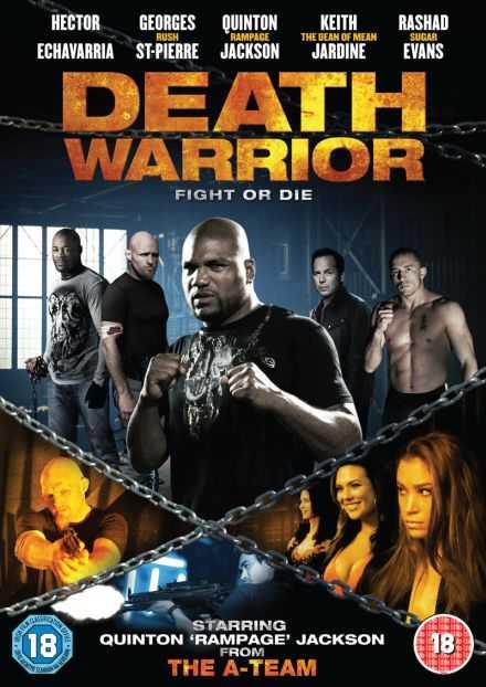 poster Death Warrior 2009 Full Movie Download Dual Audio Hindi 720p