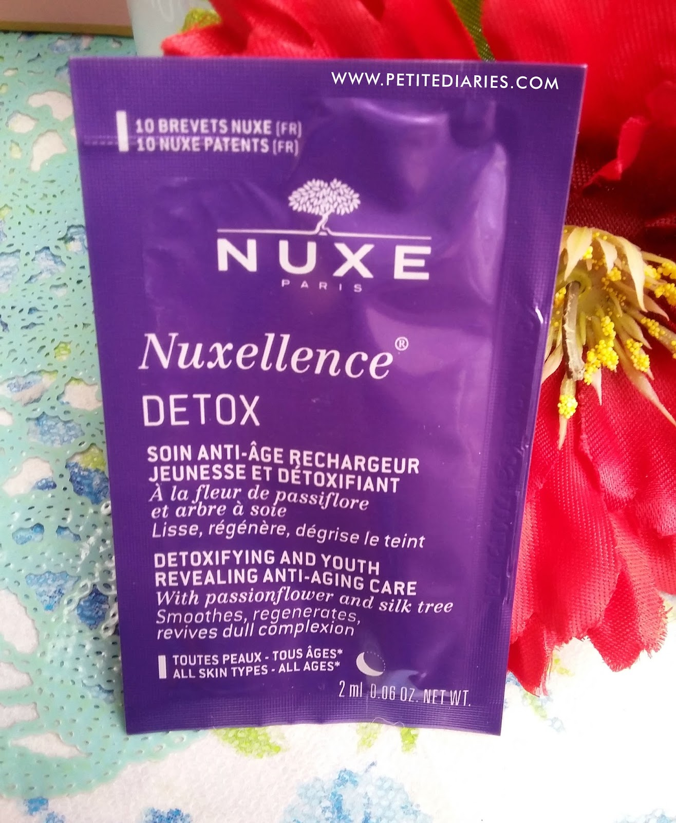 nuxe excellence review
