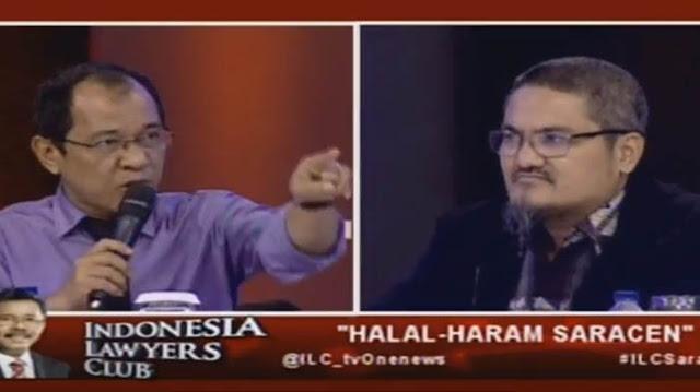 Akbar Faisal Ancam Jonru Agar Polisi Menangkapnya