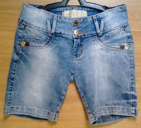 shorts jeans Royack tam 44