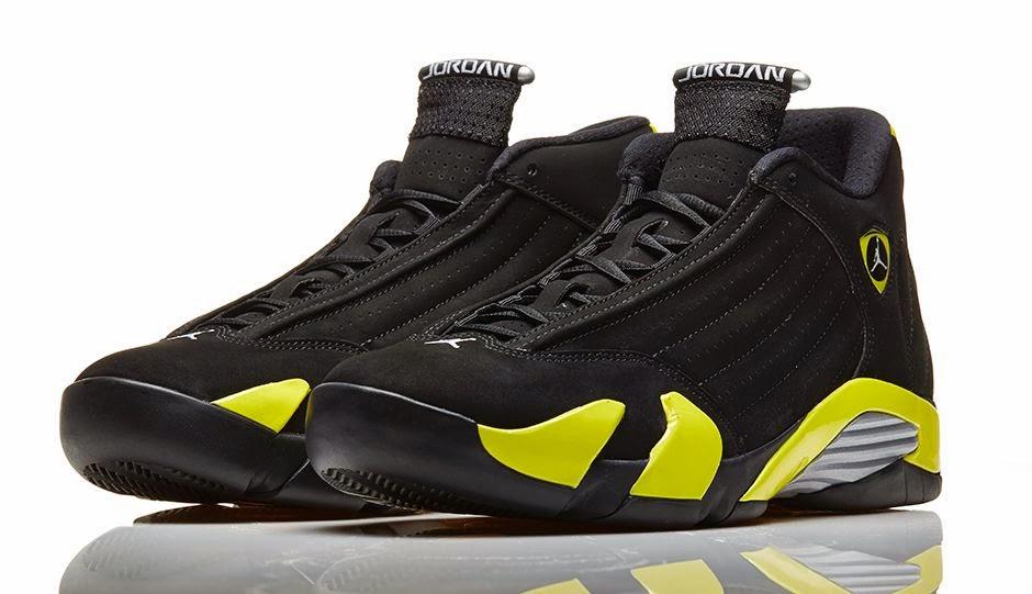 online retailer 0040f c7d3e Air Jordan 14 Retro  Vibrant Yellow  (487471-070) Release Date